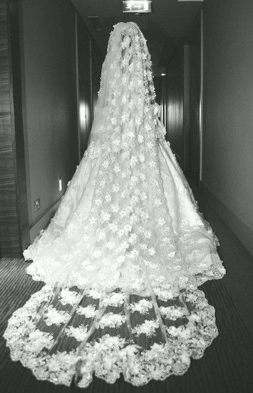 White Flower Lace - Naomi