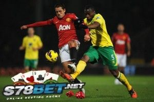 Prediksi Manchester United vs Norwich City Liga Primer Inggris | Prediksi Skor Manchester United vs Norwich City Wednesday | Pasaran Pertandingan Bola Manchester United vs Norwich City Wednesday | Prediksi Score Manchester United vs Norwich City Wednesday 19 Desember 2015 | Agen Bola Tangkas – Pada lanjutan pertandingan Liga Primer Inggris ini akan mempertemukan 2 tim yaitu Manchester United melawan Norwich City. Laga antara Manchester United vs Norwich City