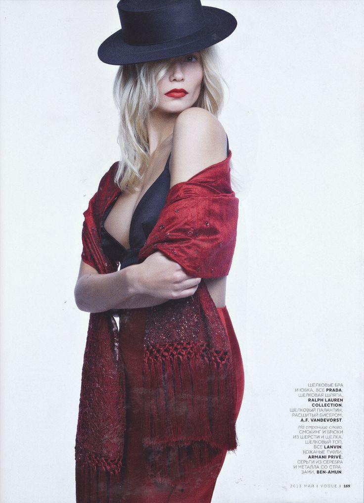 AF Vandevorst in Vogue Russia
