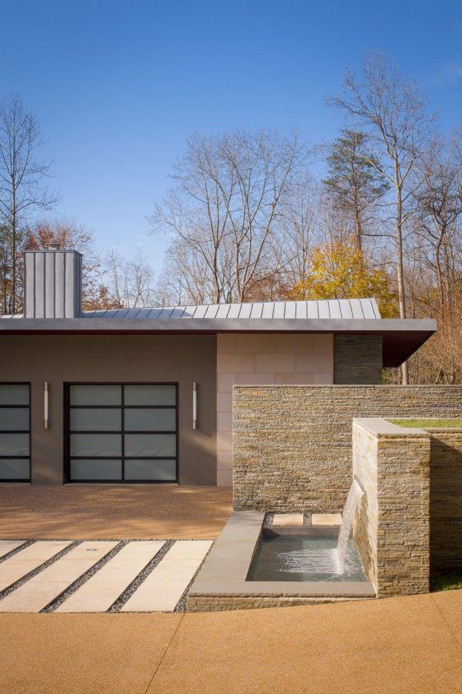Les 123 meilleures images à propos de Architecture sur Pinterest - Avantage Inconvenient Maison Ossature Metallique