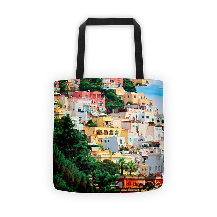 Italian Coast Tote bag