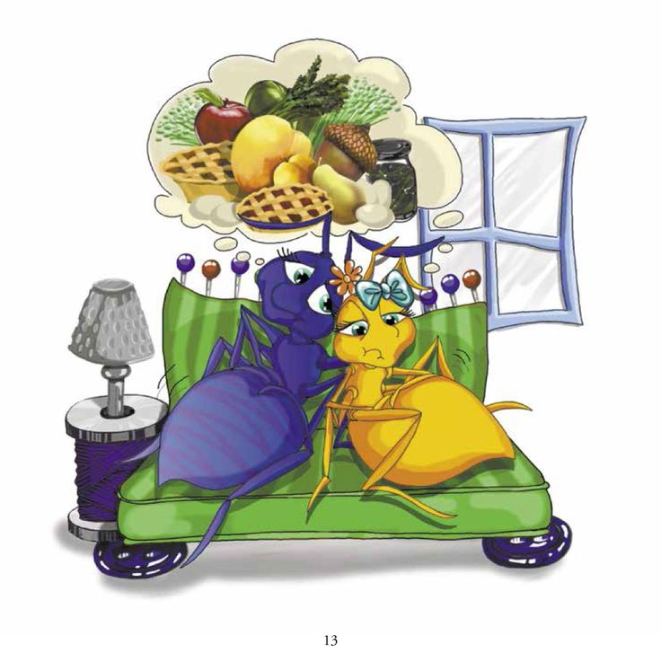 Anna and Alicia are hungry!!!! From Anna's Amazing Adventure By Little Geniuses. #books #reading