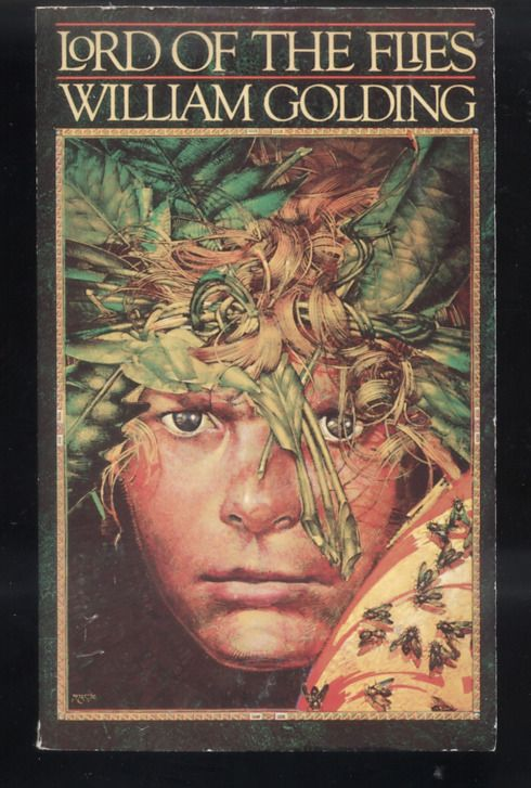 Lord of the Flies Mass Market Paperback by William Golding