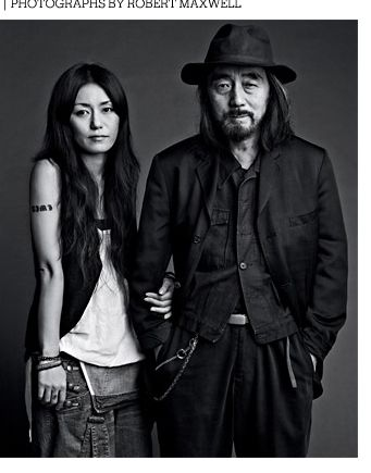 the 1980s japanese designer yohji yamamoto Salazar curated the retrospective exhibition of the work of the visionary japanese designer yohji yamamoto at the 'yohji's women', 12th the work of 7 international photographers who have worked on yamamoto's legendary catalogues produced between the early 1980s and 2005 'yohji.