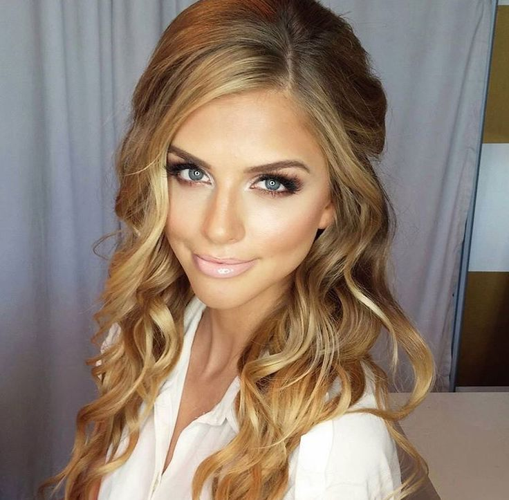 Wedding Makeup For Green Eyes And Blonde Hair | www ...
