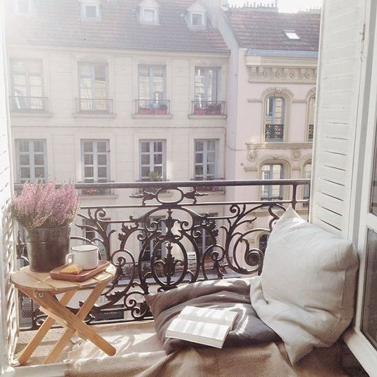 appartement parisien - I love to spend time in Paris