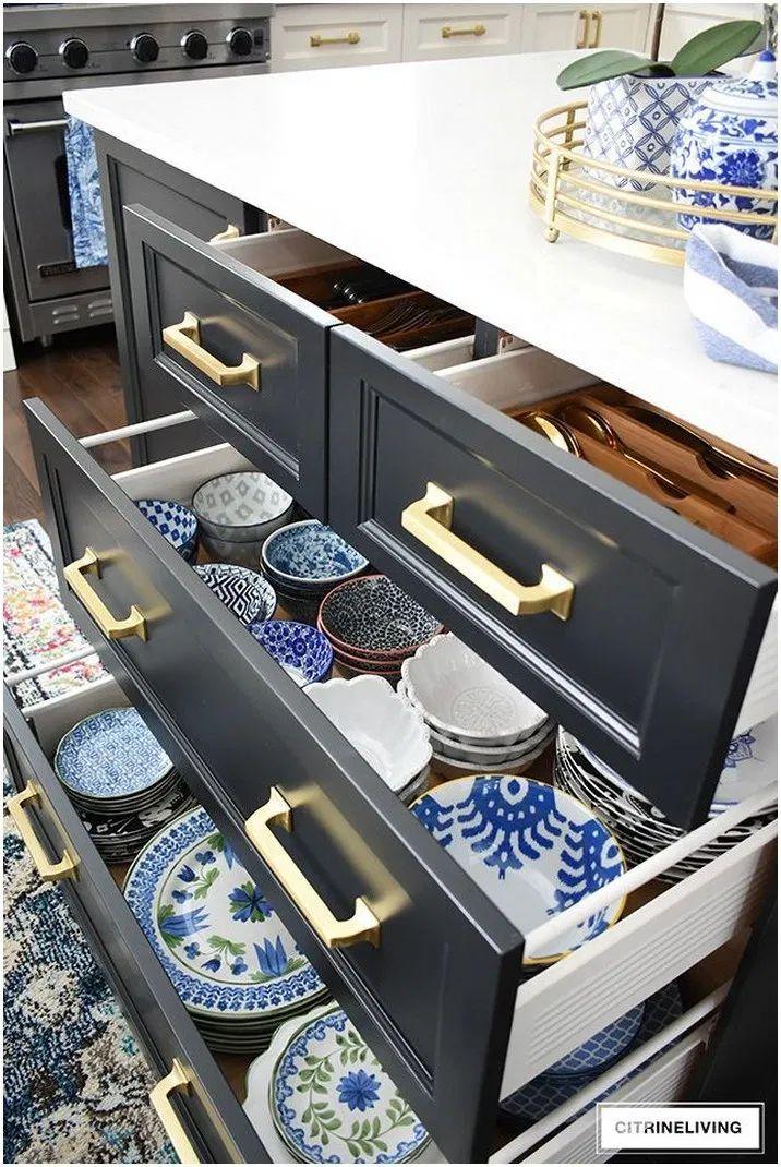 52 brilliant kitchen cabinet organization and tips ideas on brilliant kitchen cabinet organization id=32714