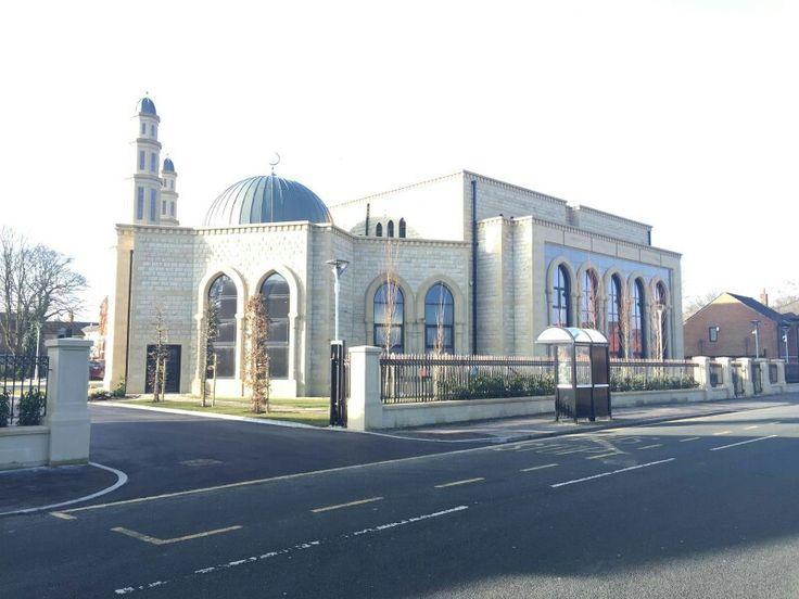 Masjid-E-Salaam Fulwood Preston  2016