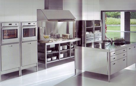 10 best Küchen-in-Edelstahl images on Pinterest Stainless steel