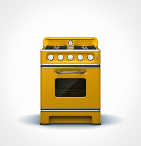 This is a guide about painting appliances. You can paint an appliance either to repair damage to the finish or to change your kitchen's decor.