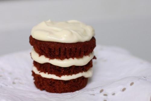 Best Ever Red Velvet Cake Frosting