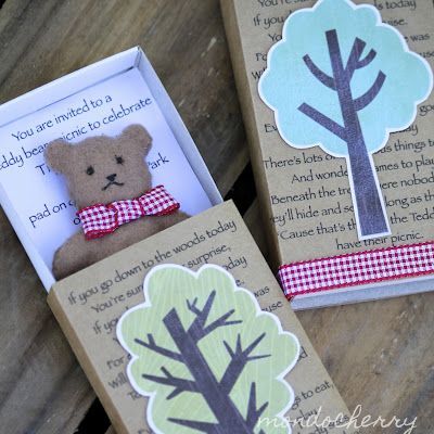 A small bite of mondocherry: if you go down to the woods today...teddy bears' picnic