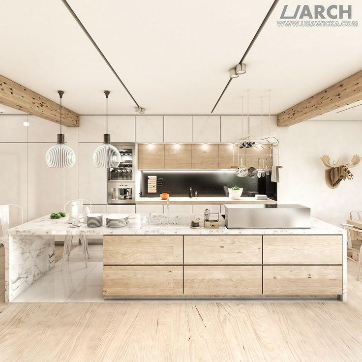 Residence. Kitchen. www.usawicka.com