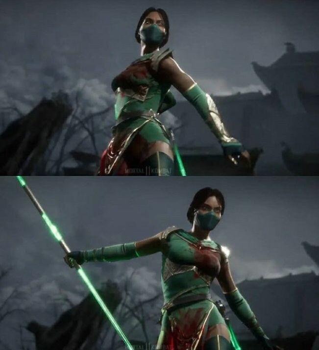 Mortal Kombat 11 Jade Jade Mortal Kombat Mortal Kombat