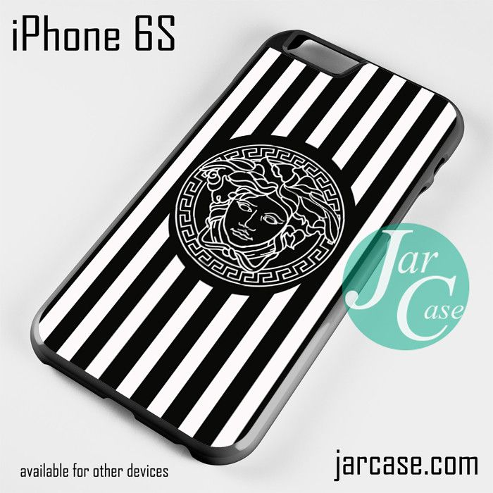 White Strips Versace Phone case for iPhone 6/6S/6 Plus/6S plus