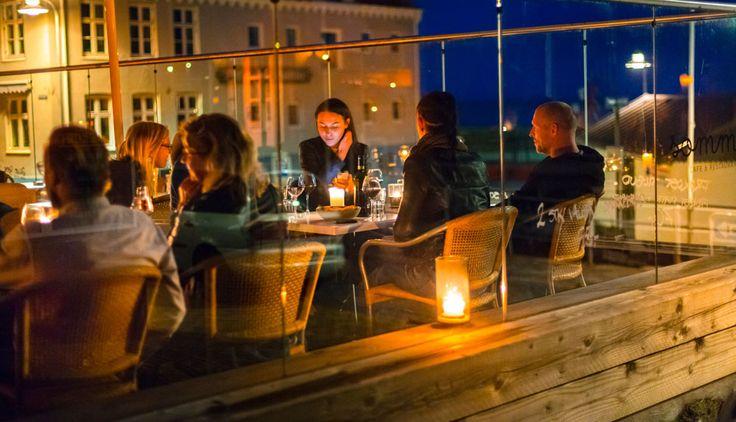 SOMMER - Mad, Drikke, Oplevelse, Design, Restaurant, Bornholm, Allinge Havn, Semko Balcerski