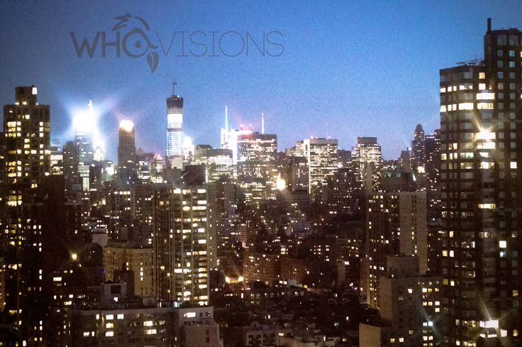 """Who Shot Ya # 111  """"New York City Lights""""  Photography by Superdave Houdini Who Visions Photography © 2014"""