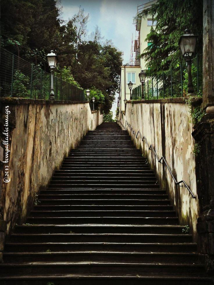 L'Arco delle Scalette, Vicenza