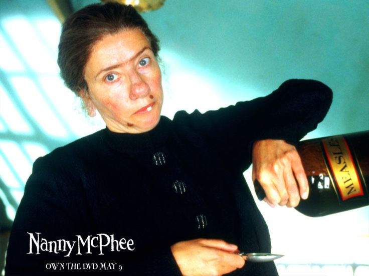 "Nanny McPhee    ""There is something you should understand about the way I work.  When you need me but do not want me, then I'll stay.  When you want me but no longer need me, then I have to go.  It's rather sad really, but there it is."""