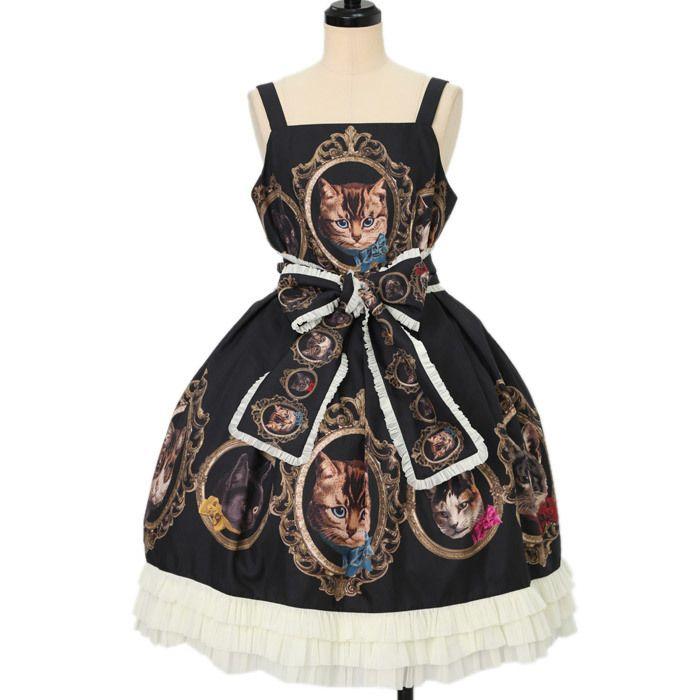 Juliette et Justine ☆ ·. . · ° ☆ Le curdle Le Chat robe Anne Chaton https://www.wunderwelt.jp/en/products/w-14960  IOS application ☆ Alice Holic ☆ release Japanese: https://aliceholic.com/ English: http://en.aliceholic.com/