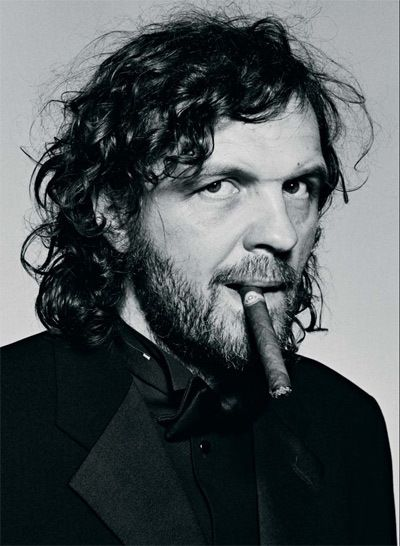 Emir Nemanja Kusturica (born 24 November 1954) is a Serbian filmmaker, actor and musician. He has been recognized for several internationally acclaimed feature films, as well as his projects in town-building. He is a two-time winner of the Palme d'Or at Cannes (for When Father Was Away on Business and Underground), as well as being a Commander of the French Ordre des Arts et des Lettres.