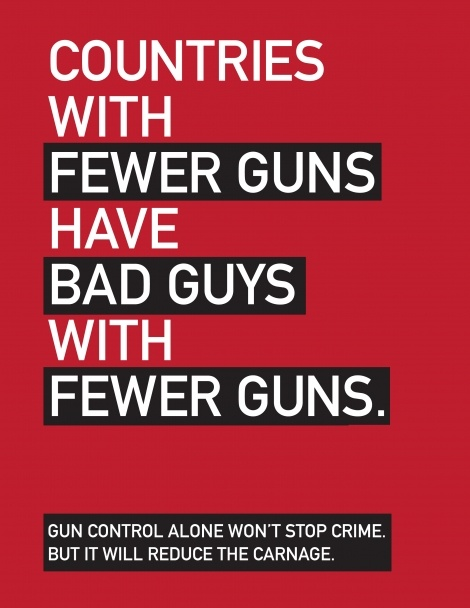 Gun Control: A List of Bad Arguments From Both Sides