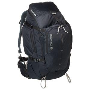 Kelty Redwing 50 Internal Frame Backpack - Black