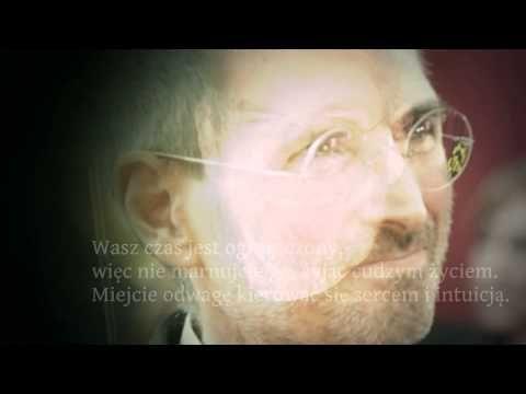 Wspominamy twórcę firmy Apple i wizjonera Steve'a Jobsa.