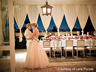ellen degeneres and portia de rossi wedding Such a beautiful couple