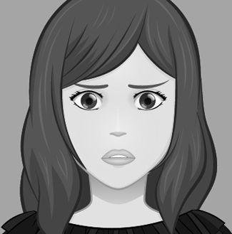 Marta, la más desgraciada de El Hilo Rojo. Para saber más del personaje http://www.olgadellera.com/personajes-el-hilo-rojo/