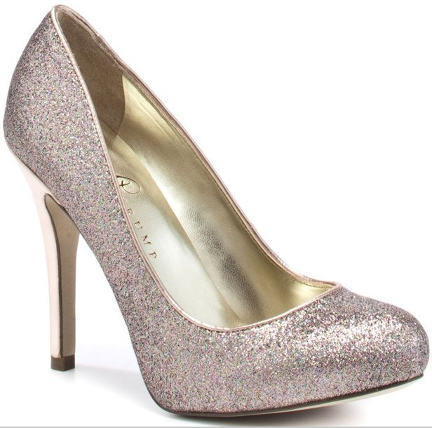 Ivanka Trump Pinki Bridal Shoes