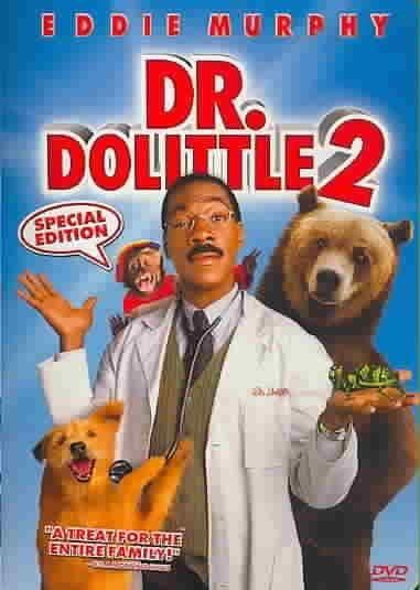 The sequel to Eddie Murphy's smash hit family comedy, DR DOLITTLE, will certainly not disappoint fans of the first film. Murphy returns as the doctor, who has now garnered some measure of fame for his