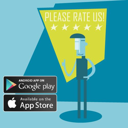 To everyone who has bought Crap I'm Broke, it would make our day if you left and honest rating and review on Google Play and the App Store.  Ratings and reviews on the app store will push the game up the store listings and give new players a clearer idea of what to expect from the game. It also offers us the opportunity to update and improve the game.  Google Play: https://play.google.com/store/apps/details?id=air.com.arcanecircus.ciboop  App Store: https://itunes.apple.com/us/app/crap!-i
