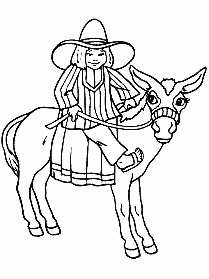 40 best images about Cowboy Coloring and Games on