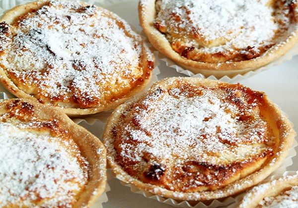 Receita de Pastéis de Feijão (Torres Vedras) | Doces Regionais