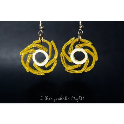 Beautiful Rotor earrings...