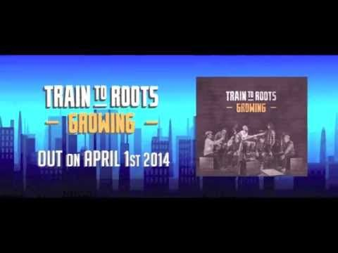 TRAIN TO ROOTS - Ever ( OFFICIAL LYRIC VIDEO )