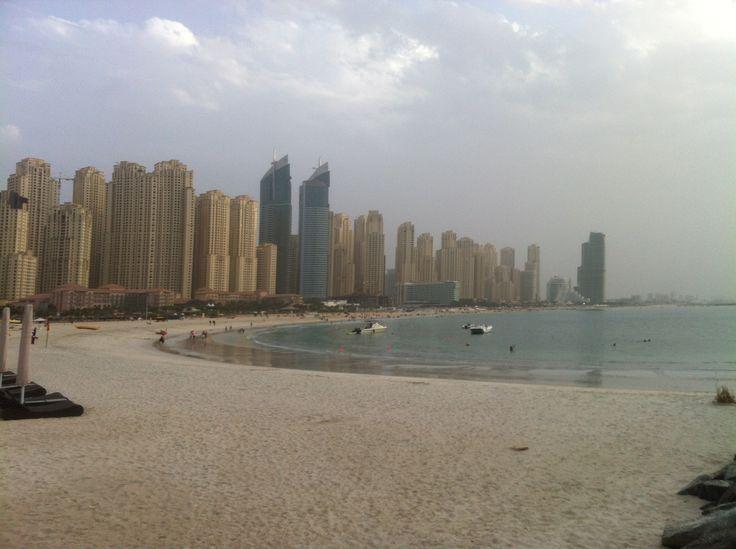 Skyline, Dubai Marina