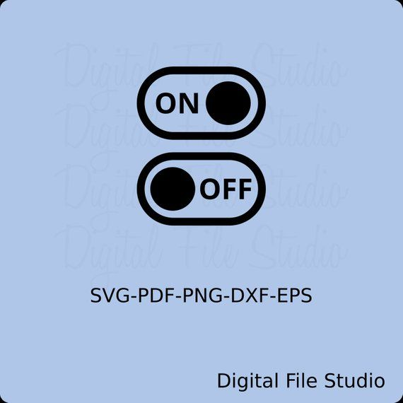 On Off Toggle Switch Icon Svg On Switch Svg Off Switch Svg On Button Svg Toggle Switch Icon Svg