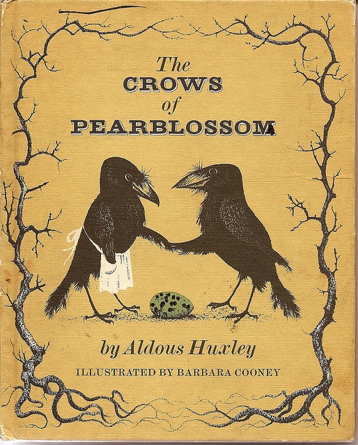 A picture book by Aldous Huxley, originally written for his niece in 1944, published in a Weekly Reader Book Club edition in 1967.