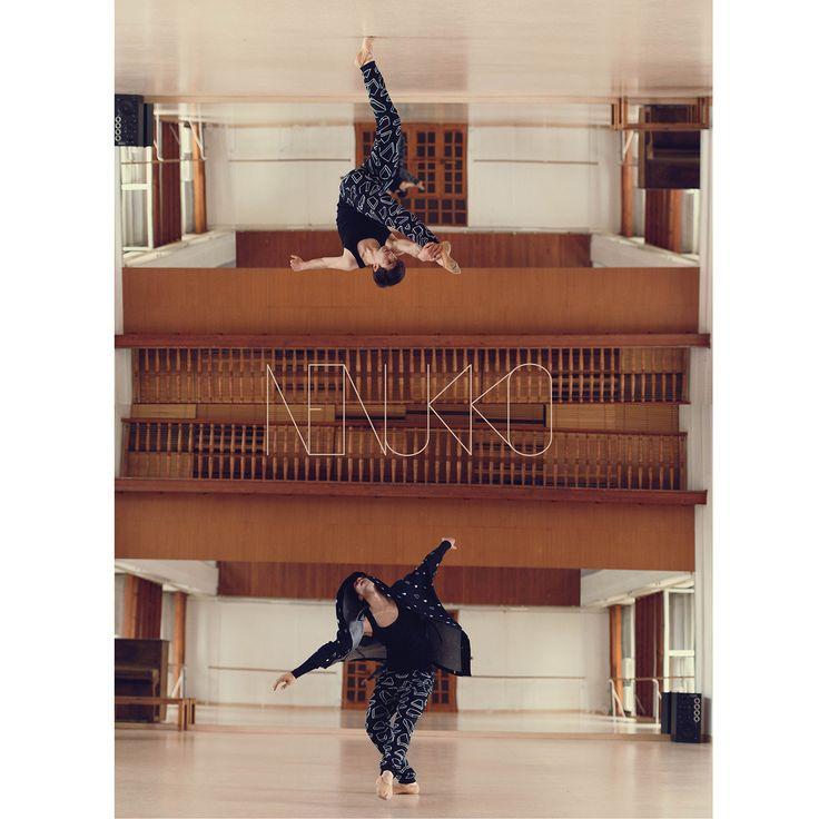 NENUKKO <3 EARTH! AW 2015/2016   photography: Łukasz Ziętek models: Yuka Ebihara, Viktor Banka / Polish National Ballet director: Urszula Skośkiewicz / Warsaw Dance Studio mua: Anna Łyszkowska edit: Dawid Zalesky / High Studio, Tomasz Kuczma / tomekkuczma.com location: Warsaw Dance Studio