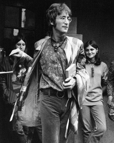 John Lennon, style icon, menswear