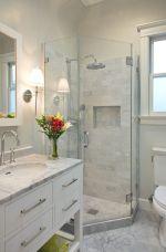30 Best Inspire Small Bathroom Shower Remodel Ideas