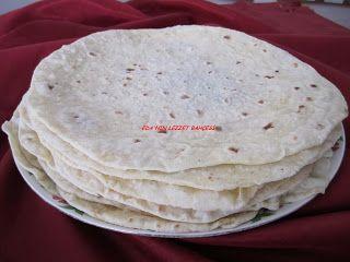 Eda'nın Lezzet Bahçesi Yemek Tarifleri: Lavaş Ekmeği (Ev Yapımı) MUST TRY THIS!