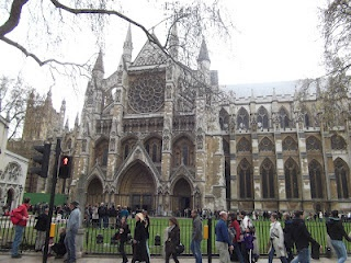 Abadia de Westminster, London