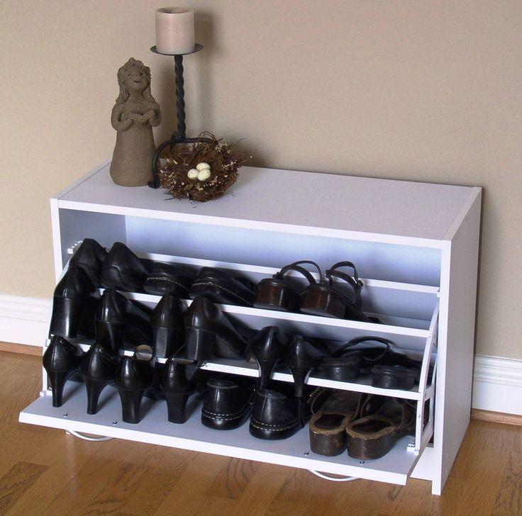 49 best Shoe Cabinets images on Pinterest | Shoe racks, Entryway ...