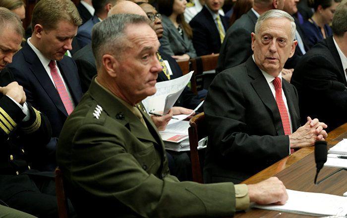 Sputnik Türkiye ///  ABD Genelkurmay Başkanı: Türkiye'nin kaygılarını gidermek için sıkı bir çerçeve hazırladık