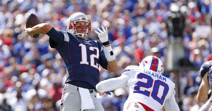 The New England Patriots set the pace on Sunday.  Against a Buffalo Bills defensive line featuring three former first-round picks who...