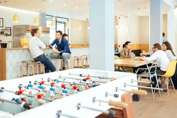 Located in the center of Amsterdam surrounded by beautiful canals, the WeWork Weteringschans location is a community full of an international and diverse group of businesses.