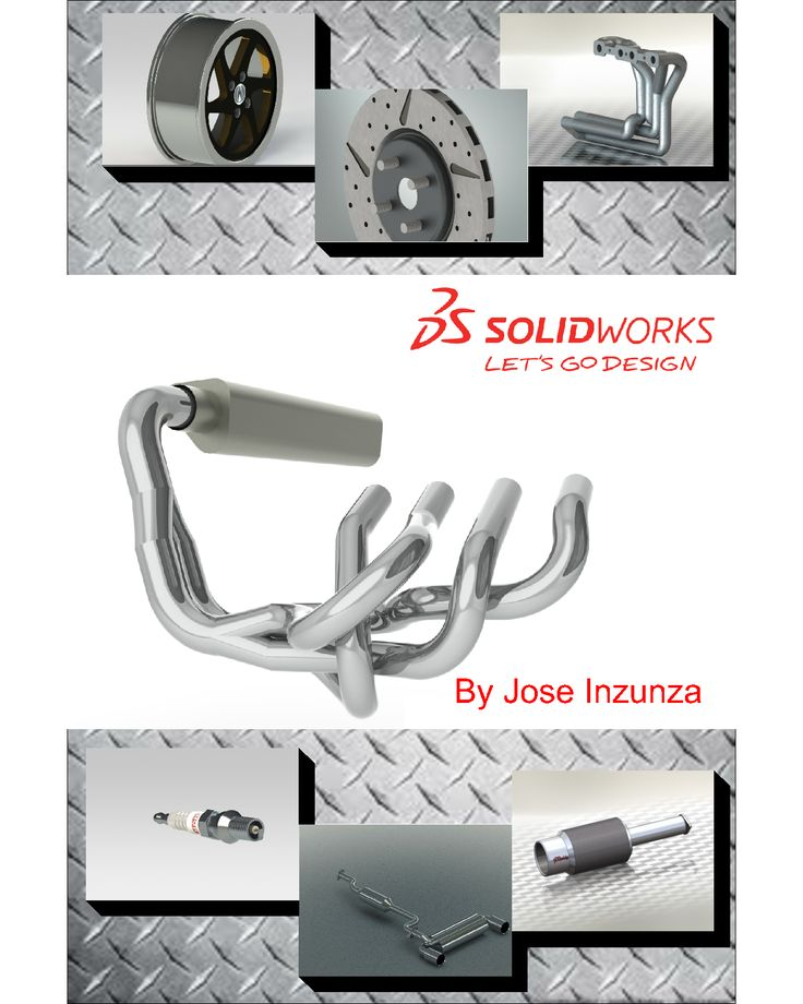 Solidworks Mechanical Poster done on AutoCAD